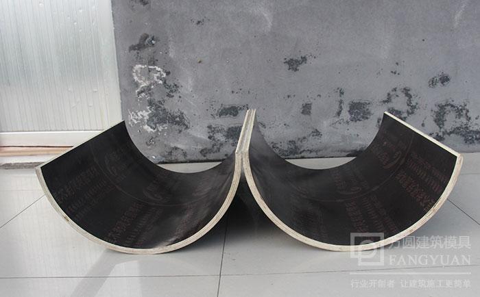 木塑圆模板