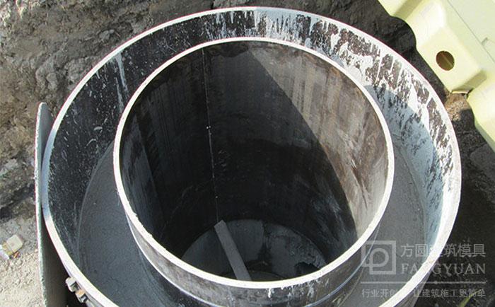 雨水井/污水井/检查井圆模板