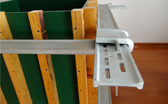 可调节加固柱子尺寸