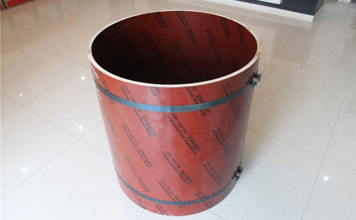 木圆柱模板