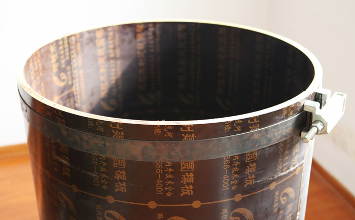 ding型yuan柱模板