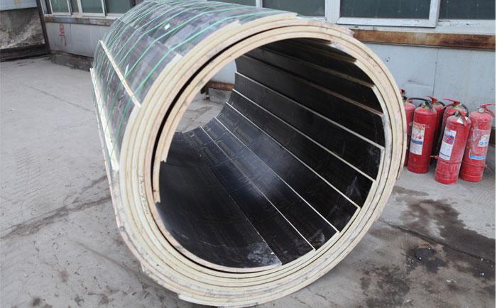 圆柱建筑木模板