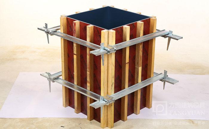 方柱扣紧固件