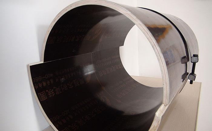 混凝土圆形模板