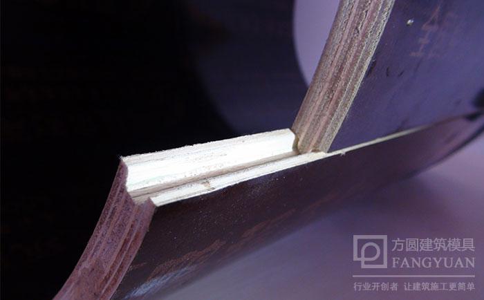 水泥圆柱子模具凹凸槽接口