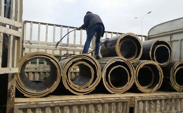 迪庆木制圆柱模板