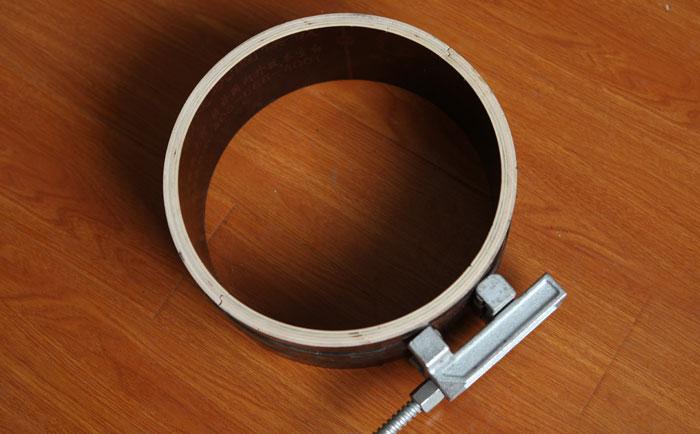 木制圆柱模板拼接无缝隙