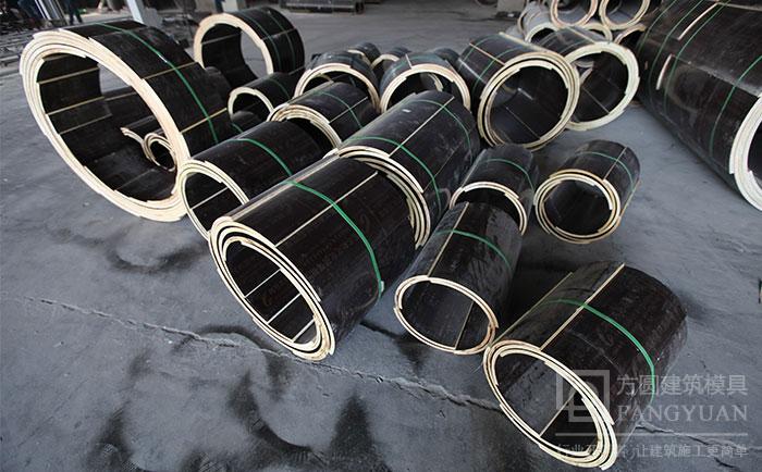 直径尺寸会影响圆柱子模板价格