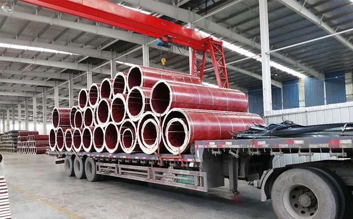 唐山新型木质建筑圆柱模板