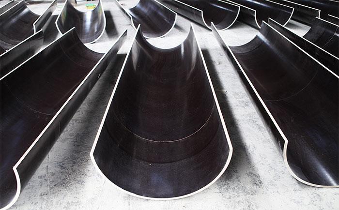 圆柱建筑模板