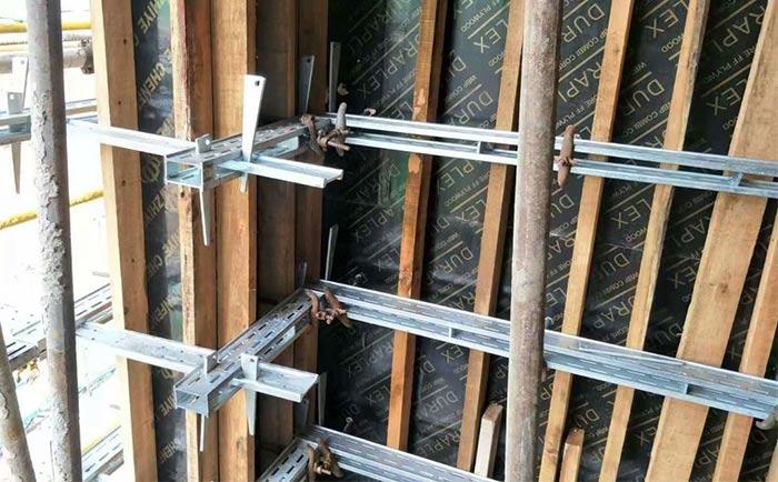 方圆新型剪力墙加固件