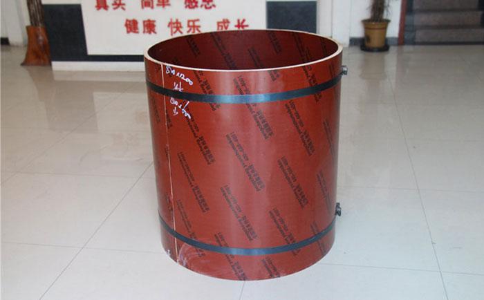 圆柱子木模板容易脱模吗?专为打造清水混凝土圆柱体设计