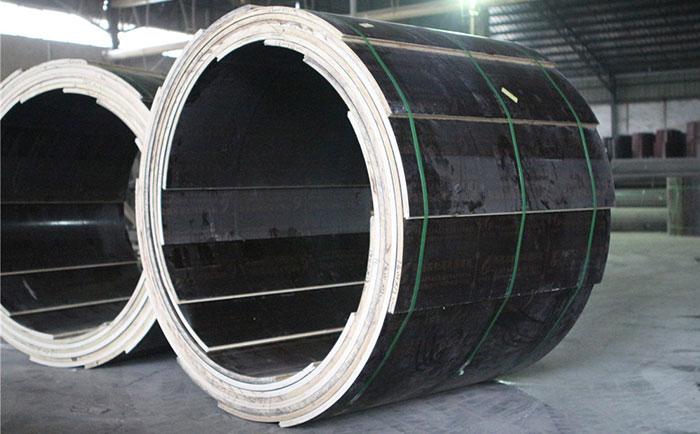 直径500的木制圆模板