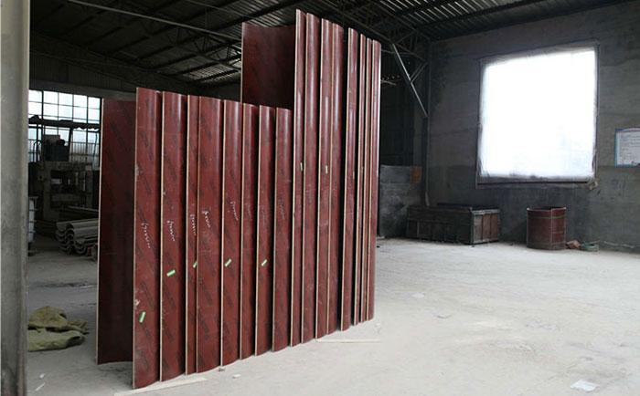 圆形建筑模板圆模板如何裁切及存储?木质便于造型