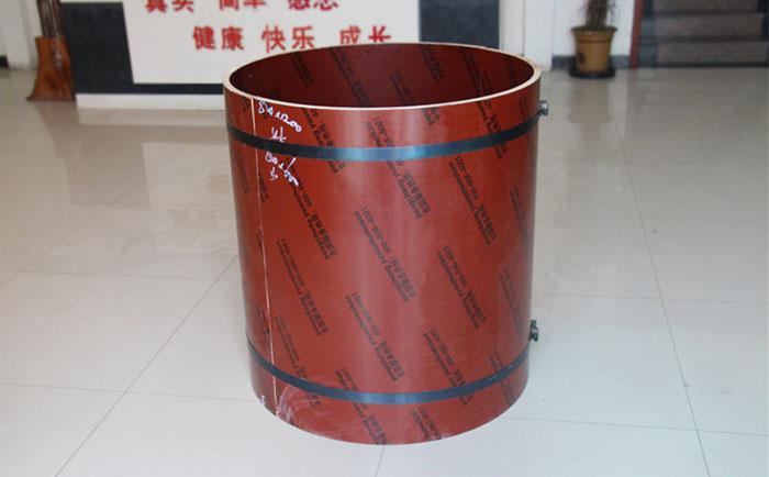 木质圆形柱子模板
