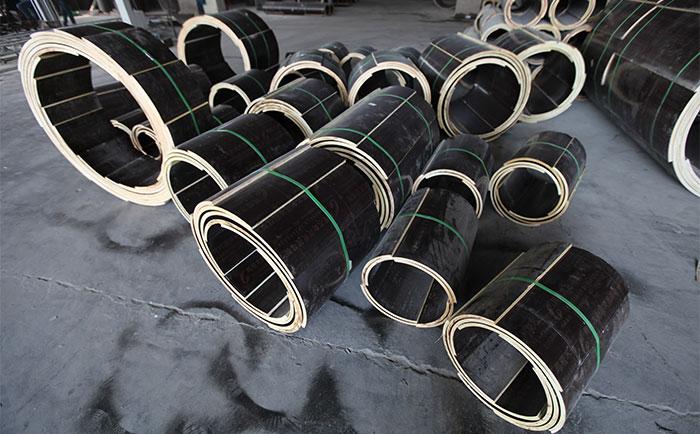 多规格直径圆柱子模板