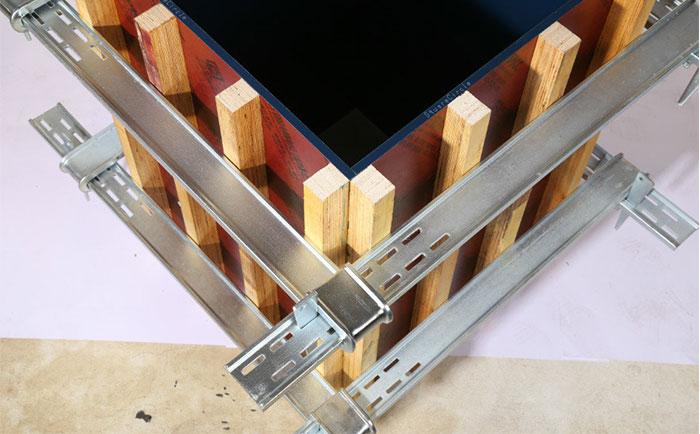 方柱子夹具