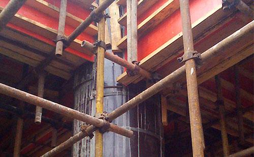 桥梁圆墩柱模板生产制作时需要注意什么?