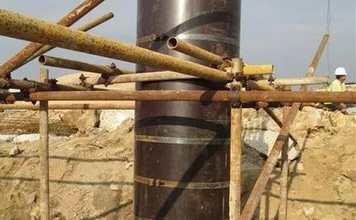 常熟圆模板如何加固?木制圆模板价格低