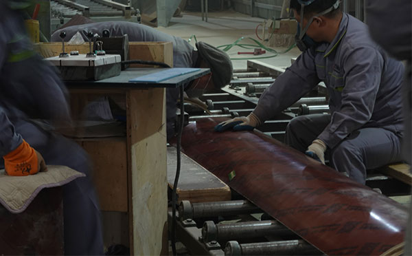 建筑圆模板厂家哪家好?木塑圆模板的产品特点