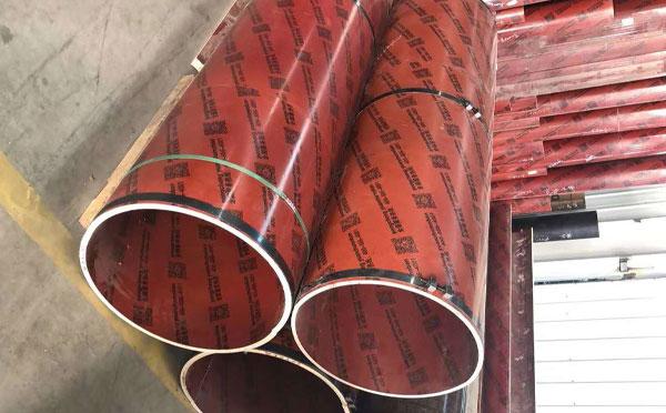 直径600mm圆井模板如何保养?木制圆模